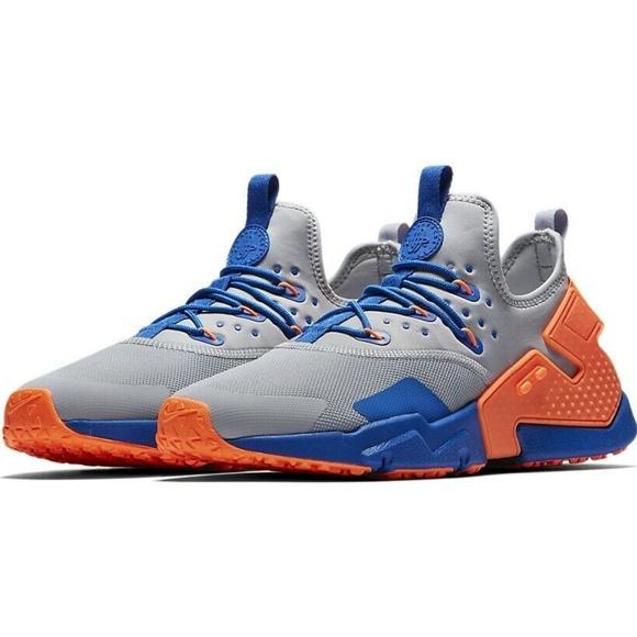 új koncepció árengedmény új olcsó Nike Shoes | Air Huarache Drift Greyblueorange Rare | Poshmark